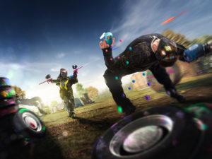 Paintballwood - paintballové hřiště